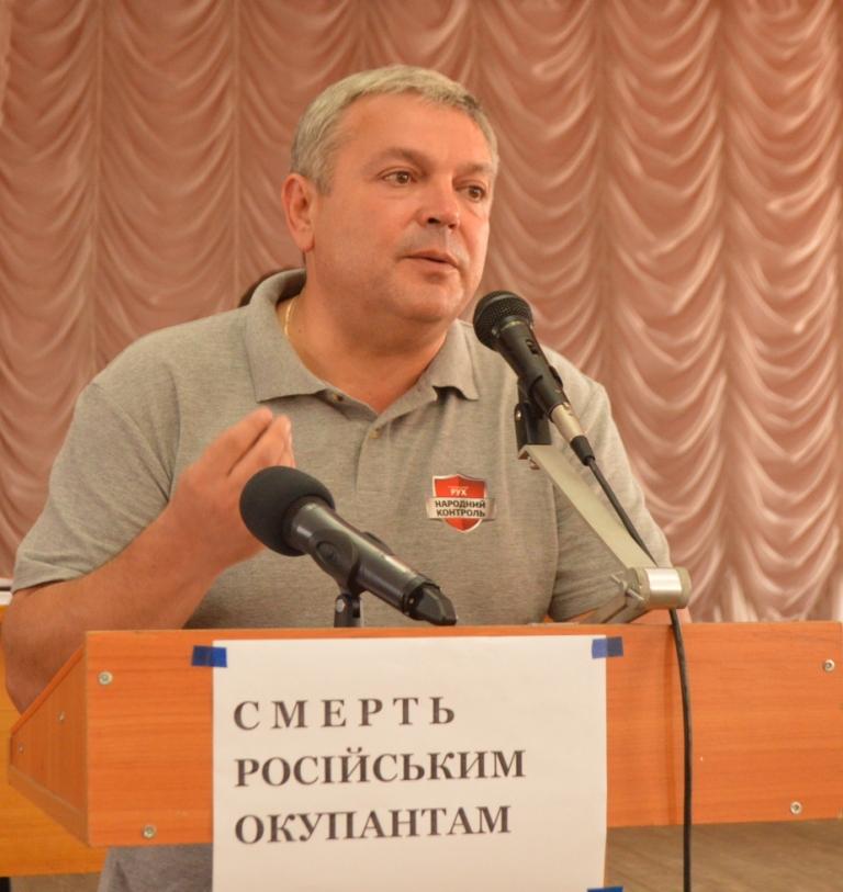 """Михальонок: """"Кіровоград має отримати українську назву""""."""