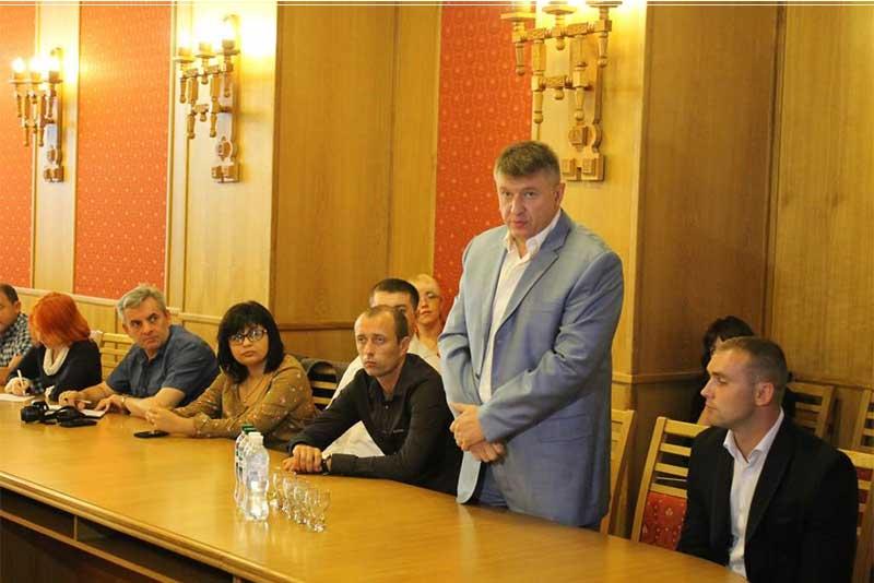 """Ярослав Корда (м. Бурштин): """"Разом із """"Народним контролем"""" оновимо владу"""""""