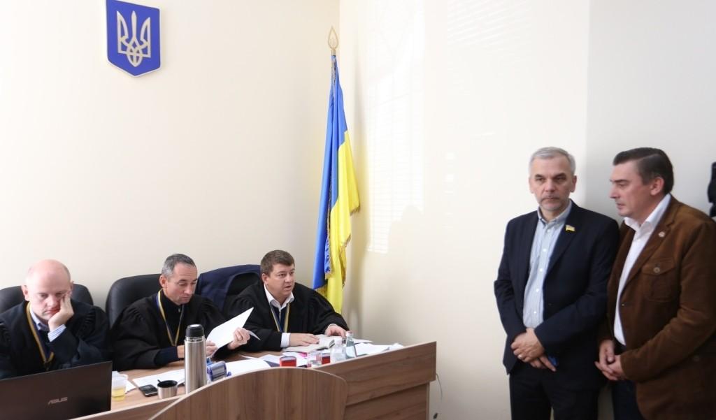 Народні депутати Олег Мусій і Дмитро Добродомов переконані: жоден тиск не змусить «Народний контроль» відмовитися від своїх принципів.